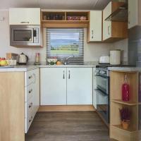 West Bay, Dorset Caravan