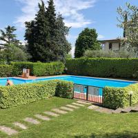 Bilocale con piscina Lago di Garda 2/4 posti