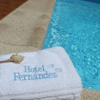 Hotel Fernandez, hotel en Sanxenxo