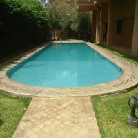 Appartement avec piscine hivernage
