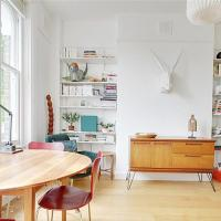 Bright high ceilings flat in East London