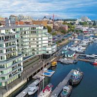 Victoria Regent Waterfront Hotel & Suites, hotel in Victoria