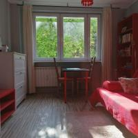 Sunny and lovely apartment. Near Chopin Airport!