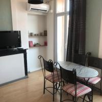 Appartement bien équipé à 200 m du Castillet