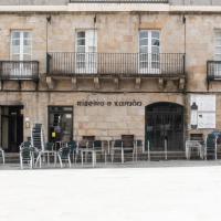 Piso Top en Plaza Mayor, hotel en Ribadavia