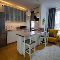 Cozy apartment near Marriott Hotel