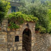 Sea-side Old Stone Villa with a private Garden