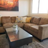 Modern Apt with Terrace (1BD) in Central Location.