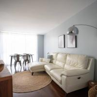 Modern kid friendly 2bd condo, ideal for families.