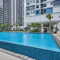 OYO Home 1144 Elegant Duplex I-soho I-city