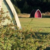 (19) Camping Pod near Lake