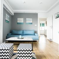 Modern apartment 200 m to metro (Piano and Netfix)