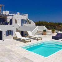 Villa Oceana 6 bed Luxury beachfront Villa in Paros island