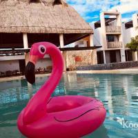 Chic Mexican Style Villa Kookay, Beach Club & Pool