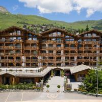 La Cordée des Alpes, hotel a Verbier