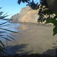 Apartamento a la orilla del mar, Playa Chica, Las Gaviotas