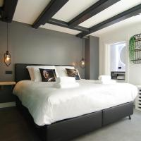 JOZ, historic suites in centre of Amsterdam