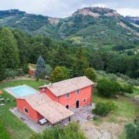 Civita di Bagnoregio Villa Sleeps 6 Pool Air Con