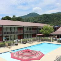Great Smokies Inn - Cherokee, hotel in Cherokee