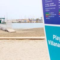 Precioso y tranquilo apartamento en Mar Menor a 20m del mar