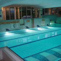 Ferienwohnung Bergpanorama mit Pool