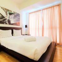 Homey 2BR Apartment @ Casa Grande Residence By Travelio