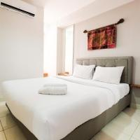 2BR Apartment at Cinere Bellevue Suites near Shopping Mall By Travelio