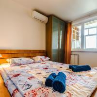 Двухкомнатная квартира на Чернореченской