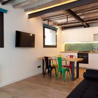 Veena's Barcelona apartment