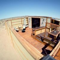 Tranquil desert retreat