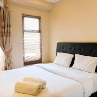 Comfortable and Clean Studio Apartment Victoria Square By Travelio