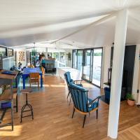 La Rivière House - Péniche Carpe Diem