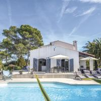 Five-Bedroom Holiday Home in Valbonne
