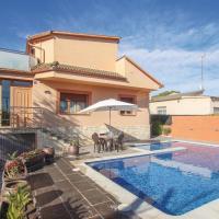 Four-Bedroom Holiday Home in Torre de Claramunt