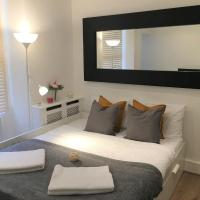 Bright Studio Flat in Pimlico-Victoria