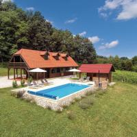 Three-Bedroom Holiday Home in Donja Stubica