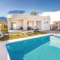 Four-Bedroom Holiday Home in Les Deveses
