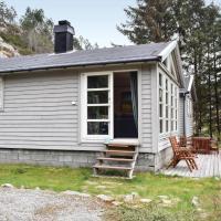 Holiday home Dalsøyra Haveland Gulen