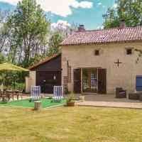 Four-Bedroom Holiday Home in Usson du Poitou