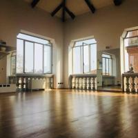 Dormire in uno Yoga Studio