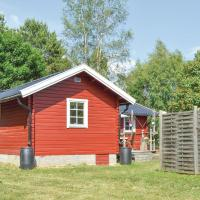 Three-Bedroom Holiday Home in Akersberga