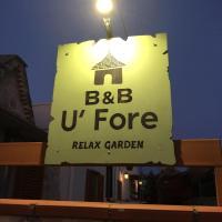 U' Fore B&B Relax garden