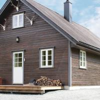 Four-Bedroom Holiday Home in Borgund
