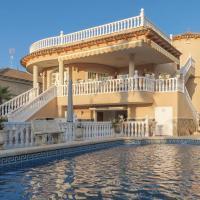 Three-Bedroom Holiday Home in Benferri