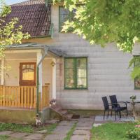 One-Bedroom Holiday Home in Virserum