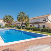 Two-Bedroom Holiday Home in Oropesa de Mar