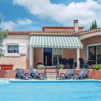 Four-Bedroom Holiday Home in Lamalou les Bains