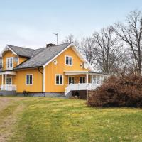 Five-Bedroom Holiday Home in Blomstermala