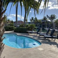 Reel Sunset 3bed/2.5bath with private pool & dockage