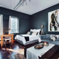 Cozy, Modern Living in Maboneng: Artison Lofts 105